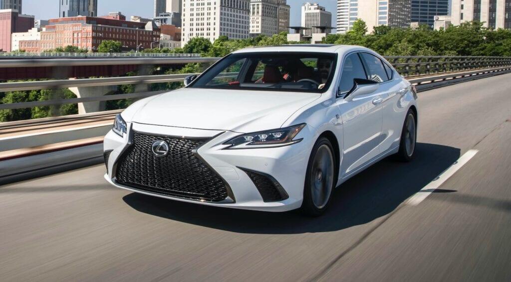 2020 Lexus ES 350 Review