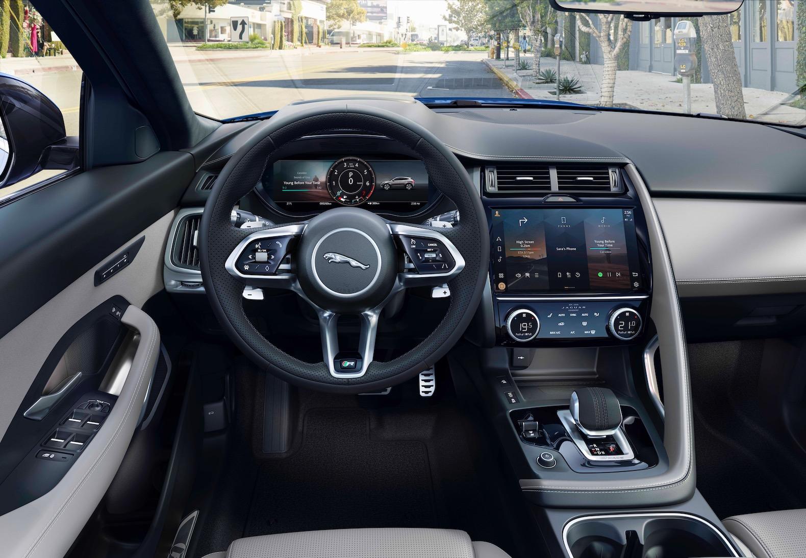 2021 Jaguar E-Pace gets a facelift | The Torque Report