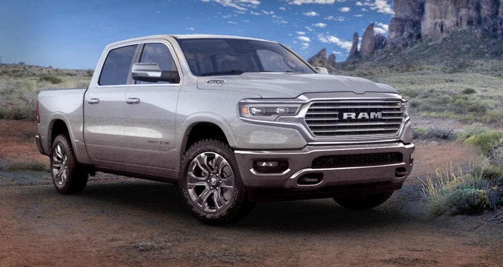 2021 Ram 1500 Limited Longhorn 10th Anniversary Edition