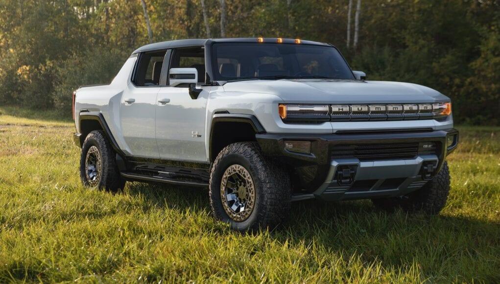 GMC Hummer EV