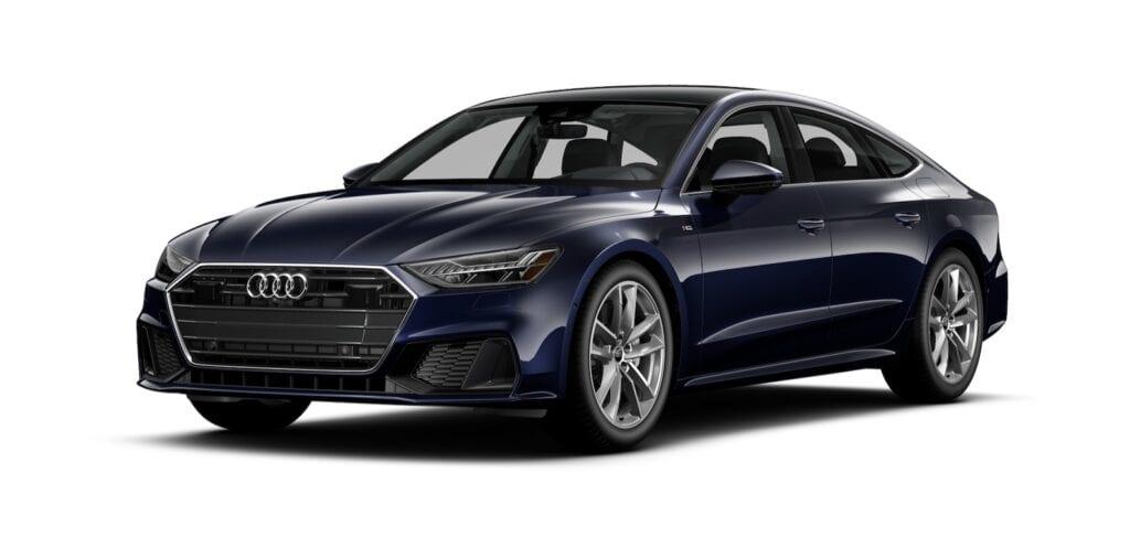2021 Audi A7 plug-in hybrid