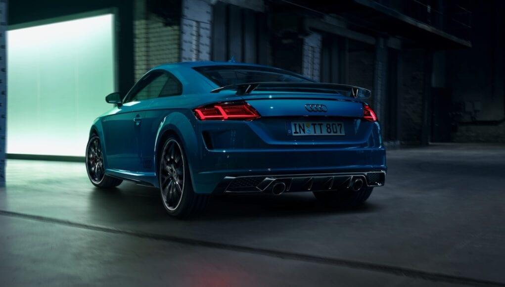 2021 Audi TT S line competition plus