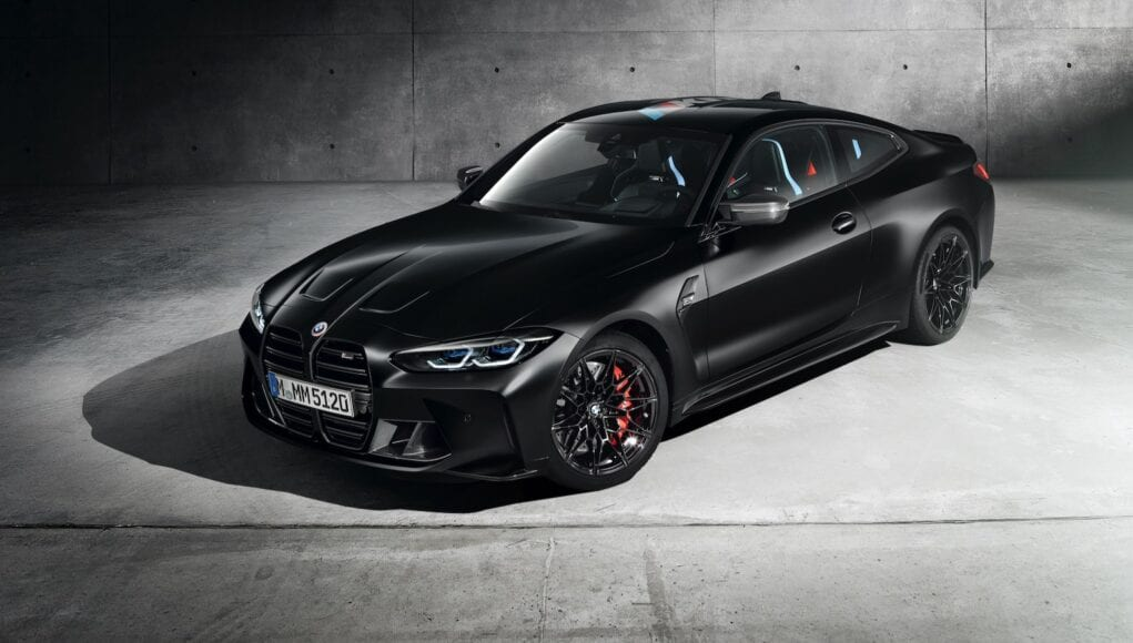 2021 BMW M4 Competition x Kith