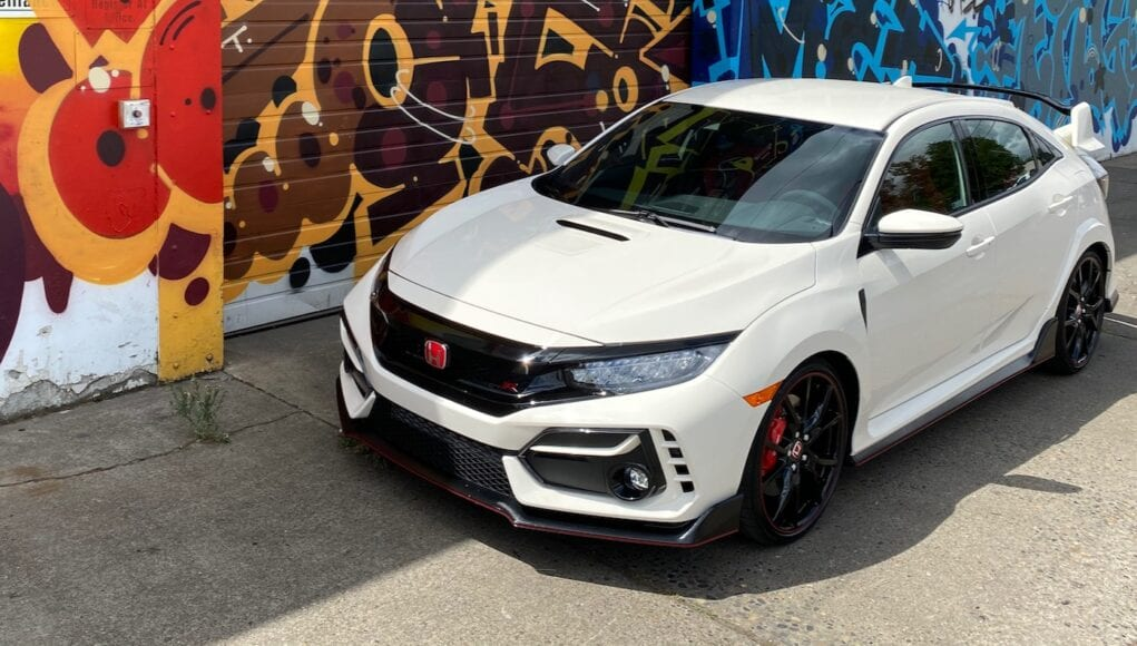 2020 Honda Civic Type R Review