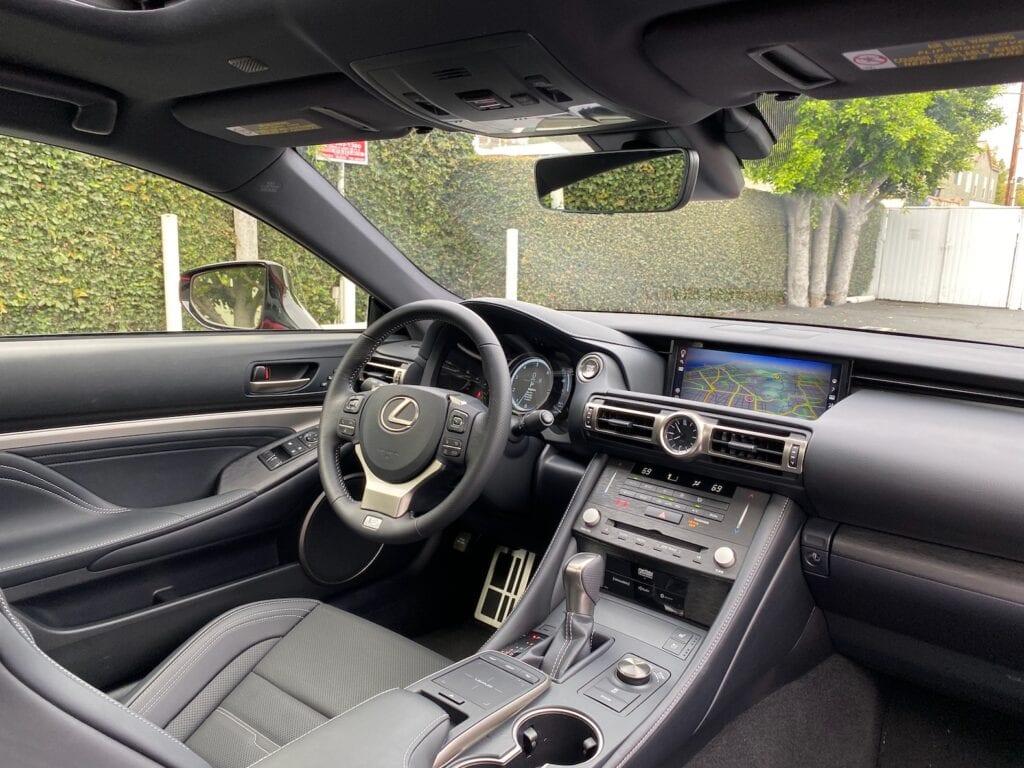 2020 Lexus RC 350 F Sport Review