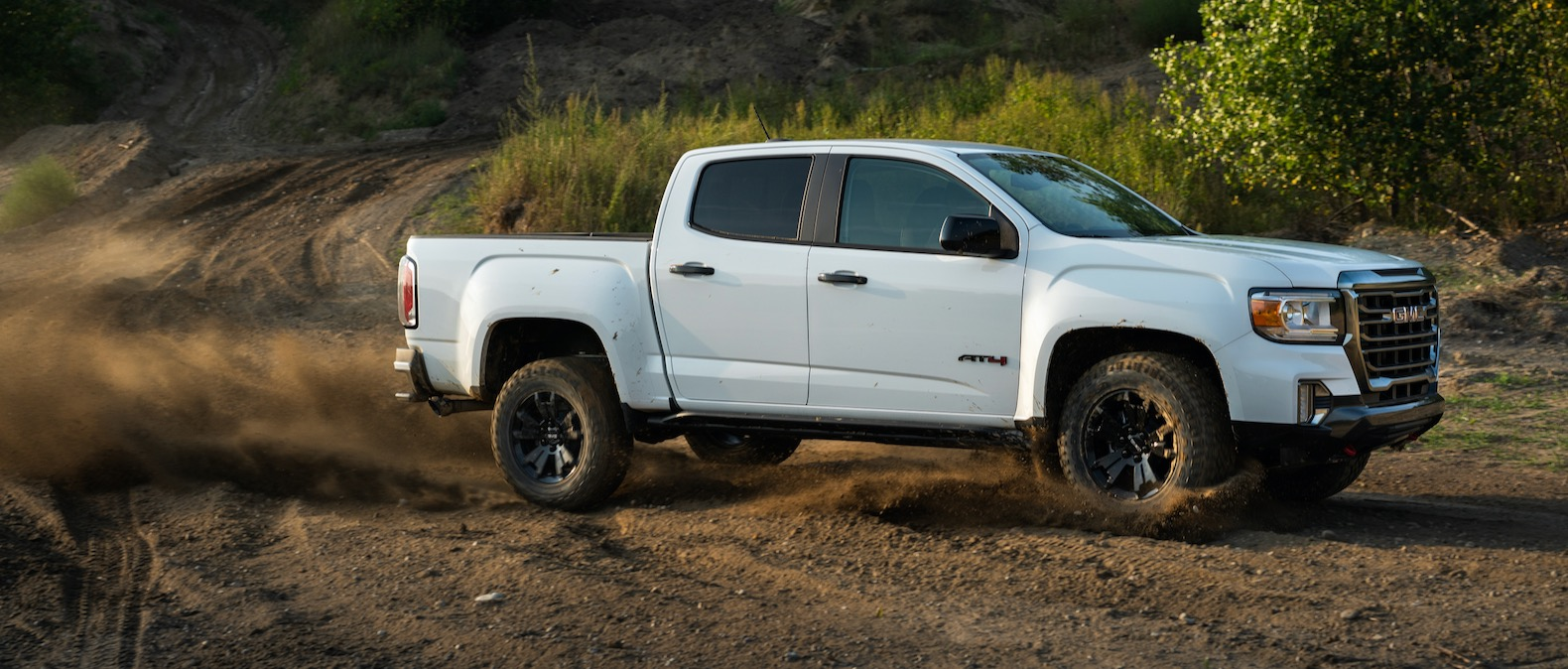 2021 gmc canyon at4 off-road performance edition revealed
