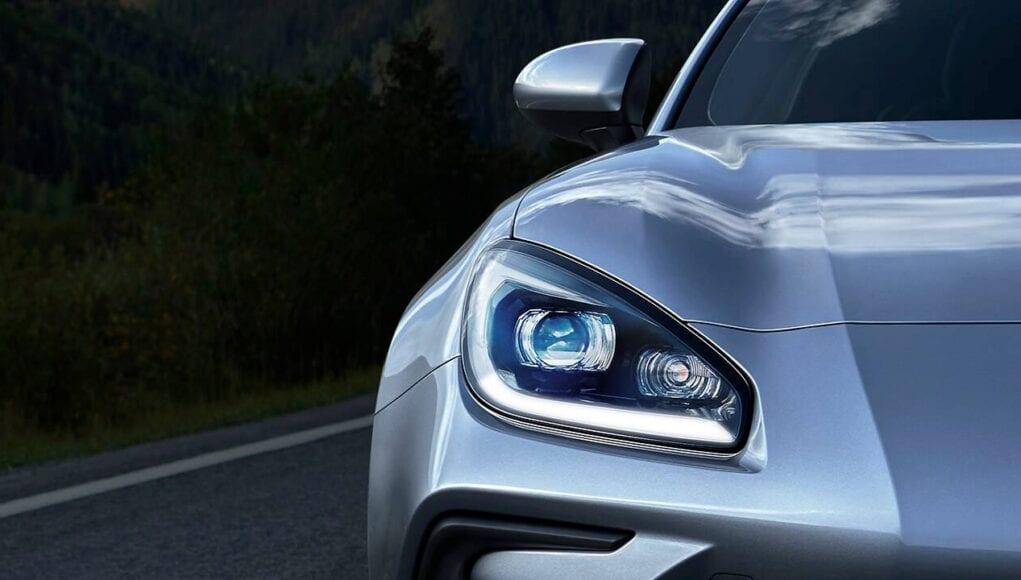 2022 Subaru BRZ Teaser