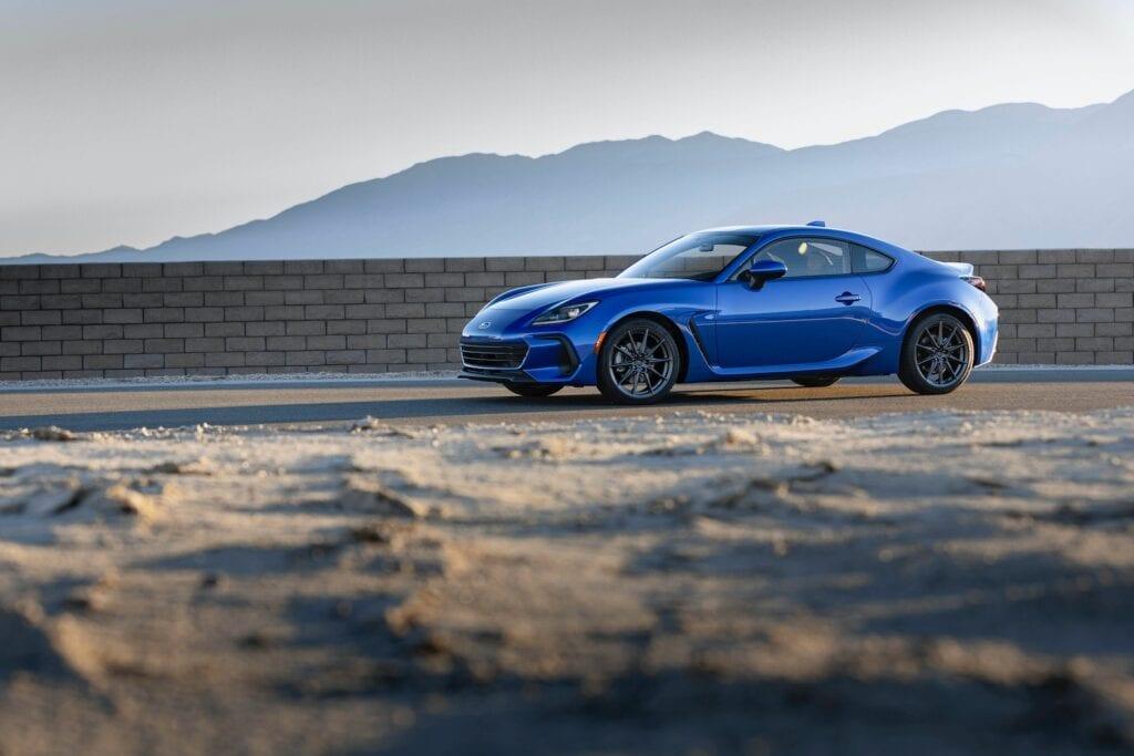 2022 subaru brz arrives with 228 horsepower | the torque