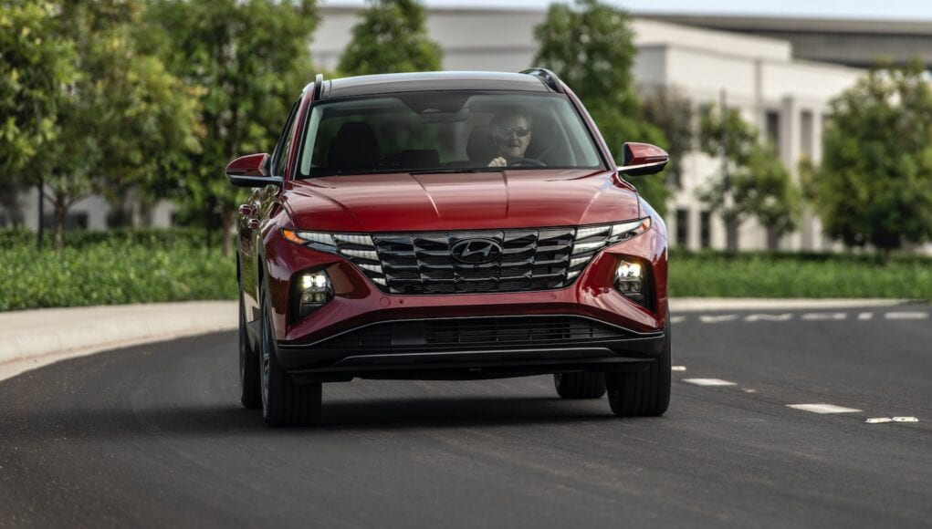 2022 Hyundai Tucson