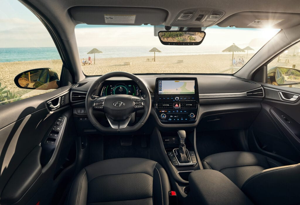 2020 Hyundai Ioniq Plug-in Hybrid Review