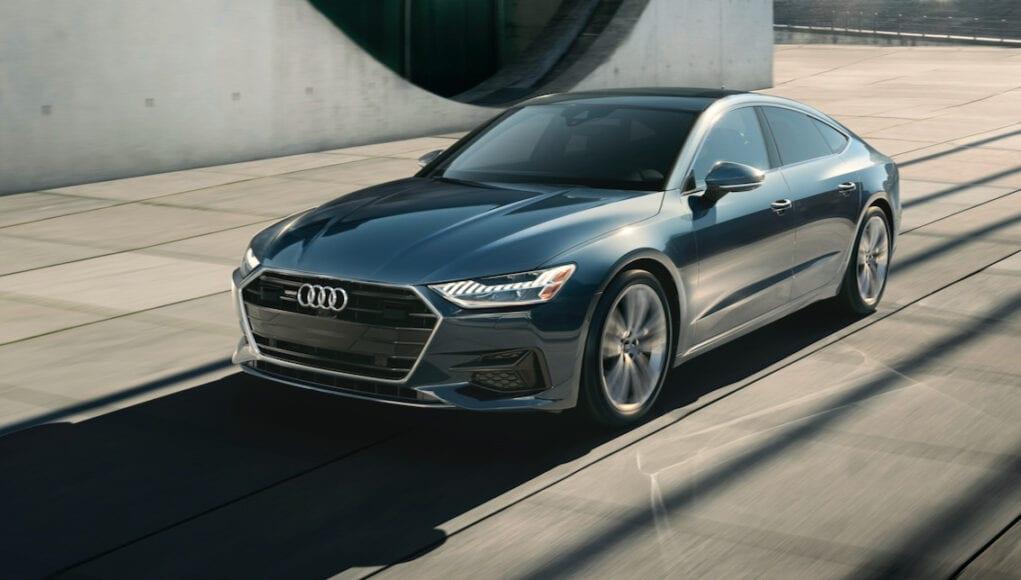 2021 Audi A7 IIHS