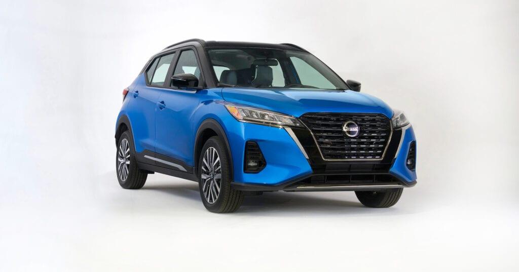 2021 Nissan Kicks