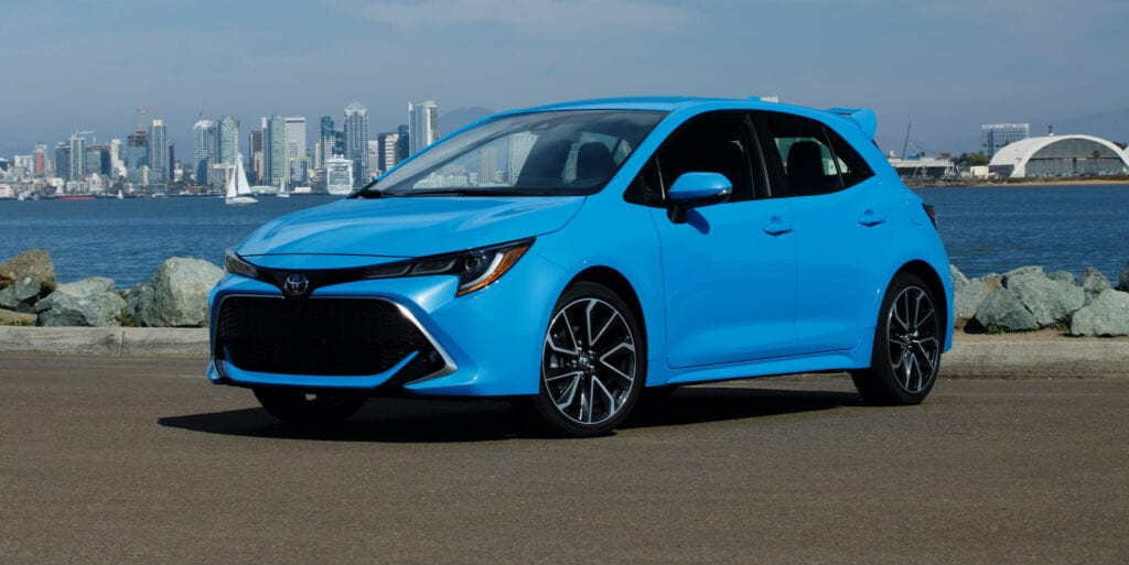 2021 Toyota Corolla Hatchback Review