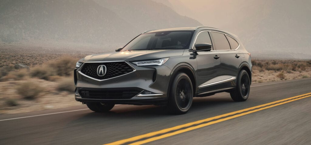 2022 acura mdx adds more style and performance | the
