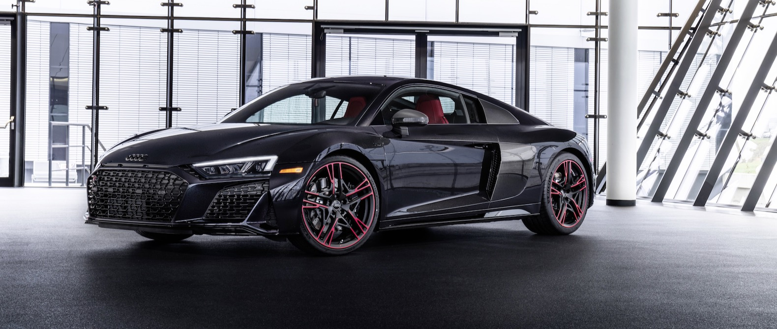 2021 audi r8 panther edition is limited to 30 units | the