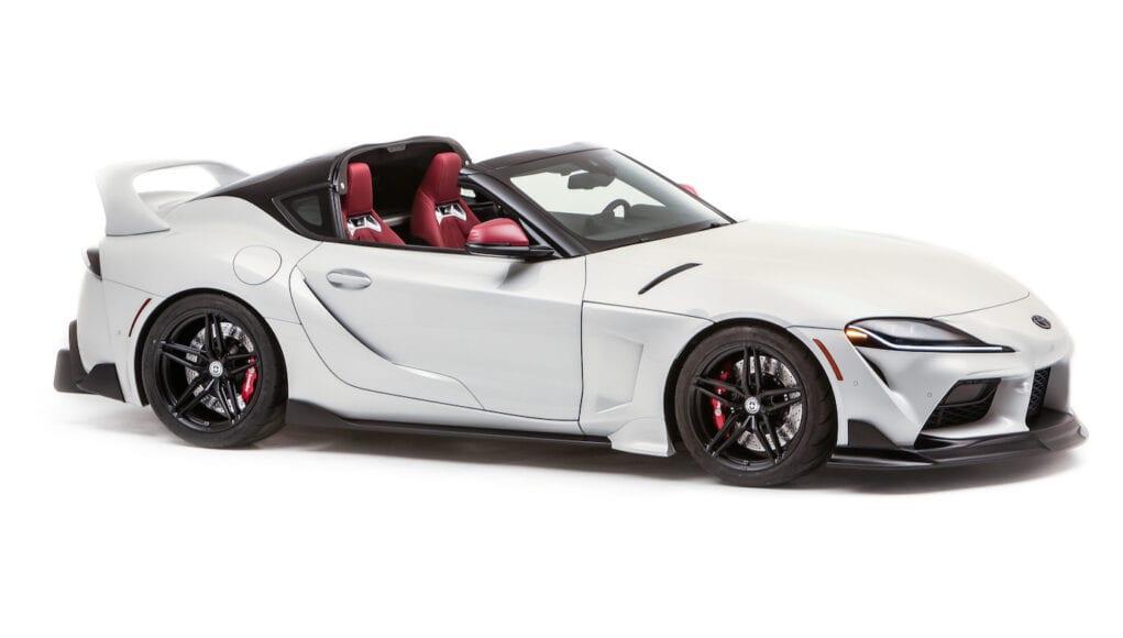2021 Toyota GR Supra Sport Top