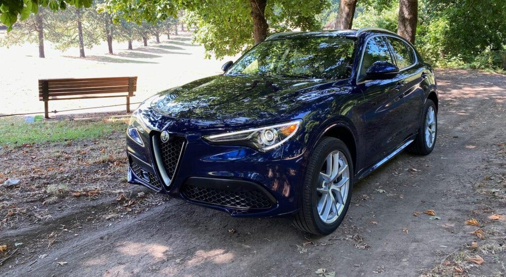 2020 Alfa Romeo Stelvio Review