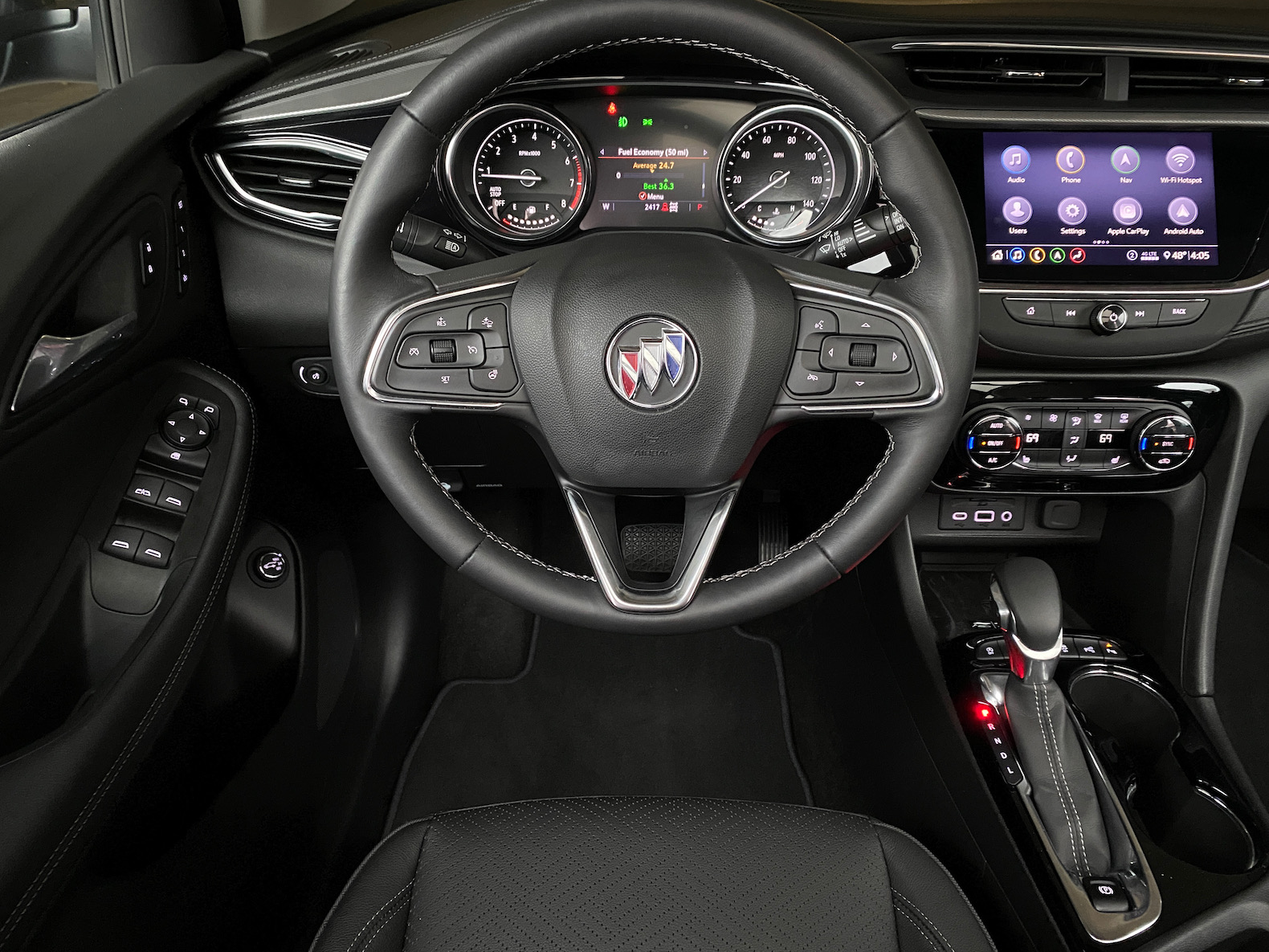 2020 Buick Encore GX Review
