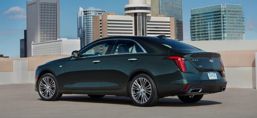 2020 Cadillac CT4 Review