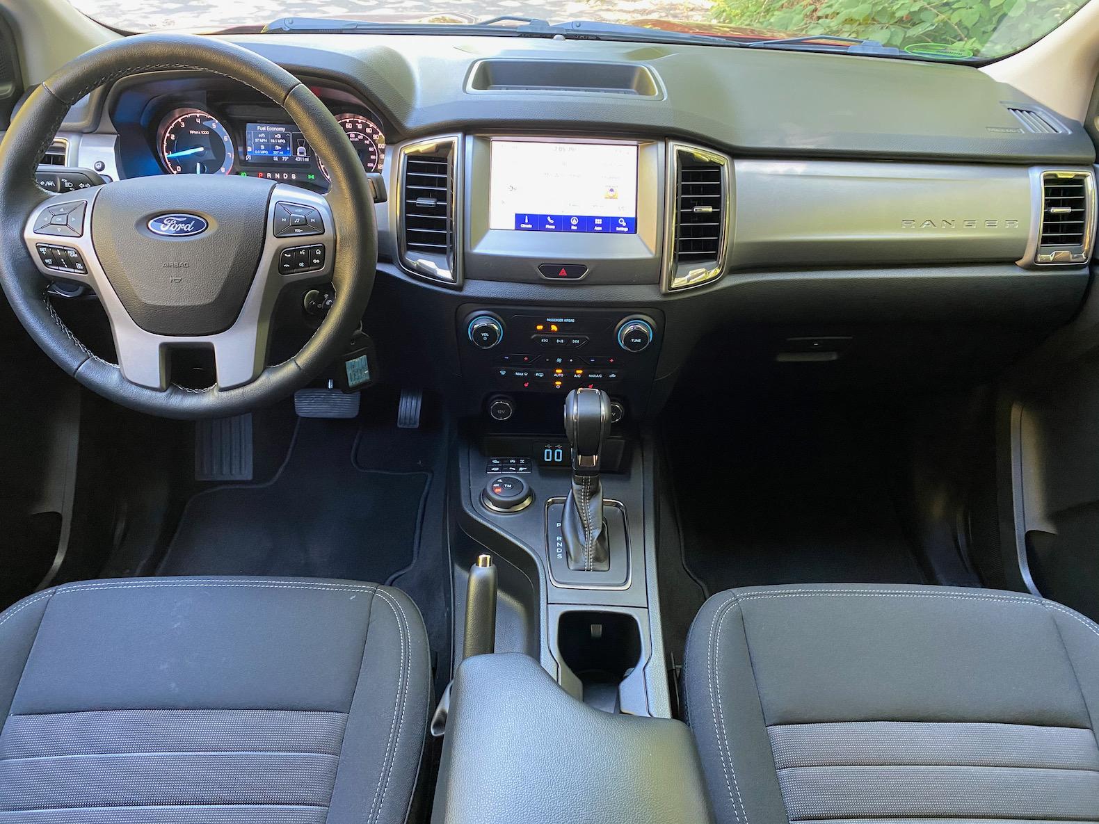 2020 Ford Ranger Review