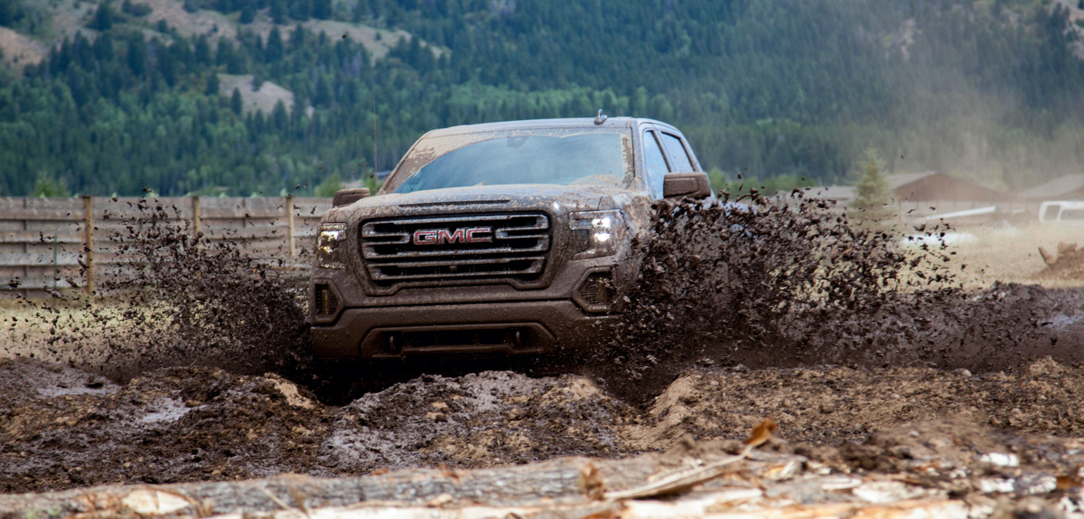 2020 GMC Sierra AT4 Review
