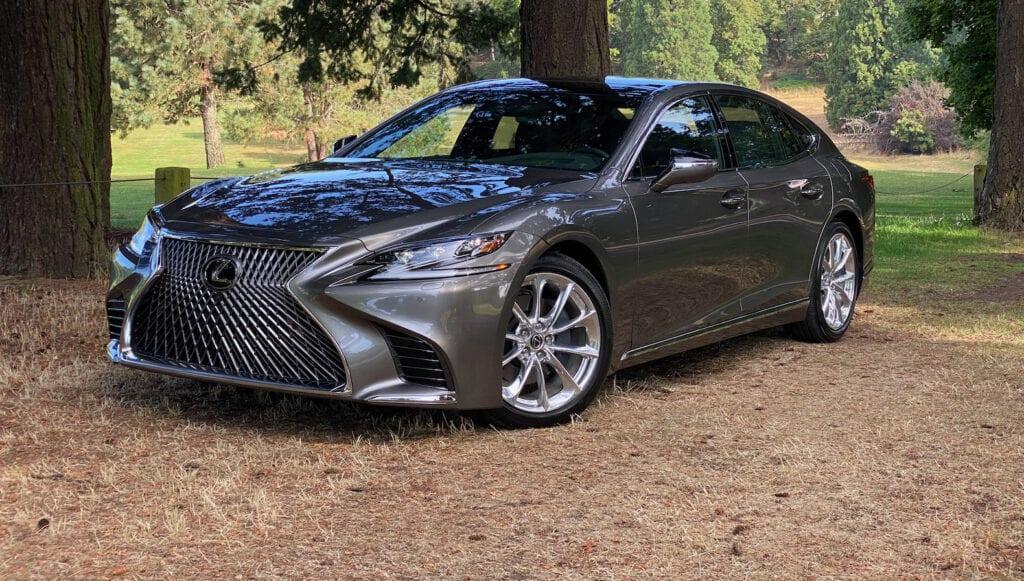 2020 Lexus LS 500 Review