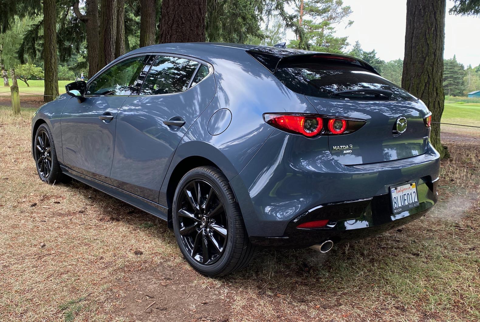 2020 Mazda 3 Hatchback Review