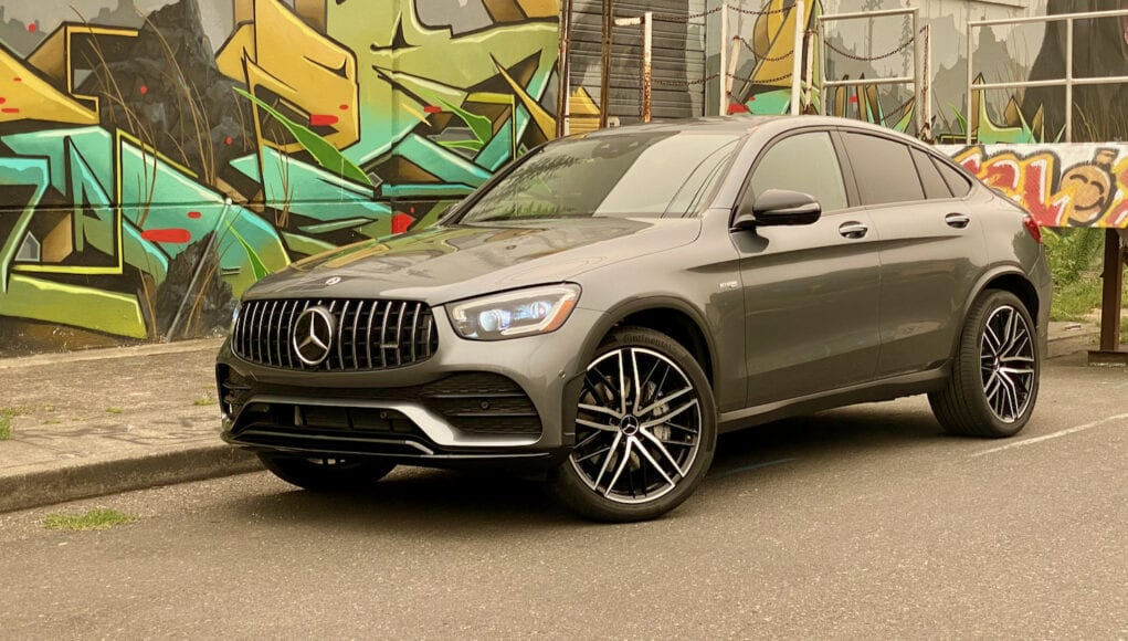 2020 Mercedes-AMG GLC 43 Review