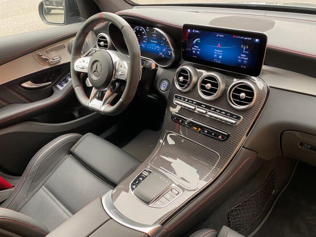 2020-Mercedes-Benz GLC-Class Review