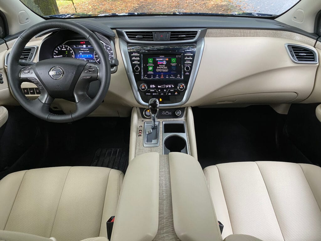 2020 Nissan Murano Review