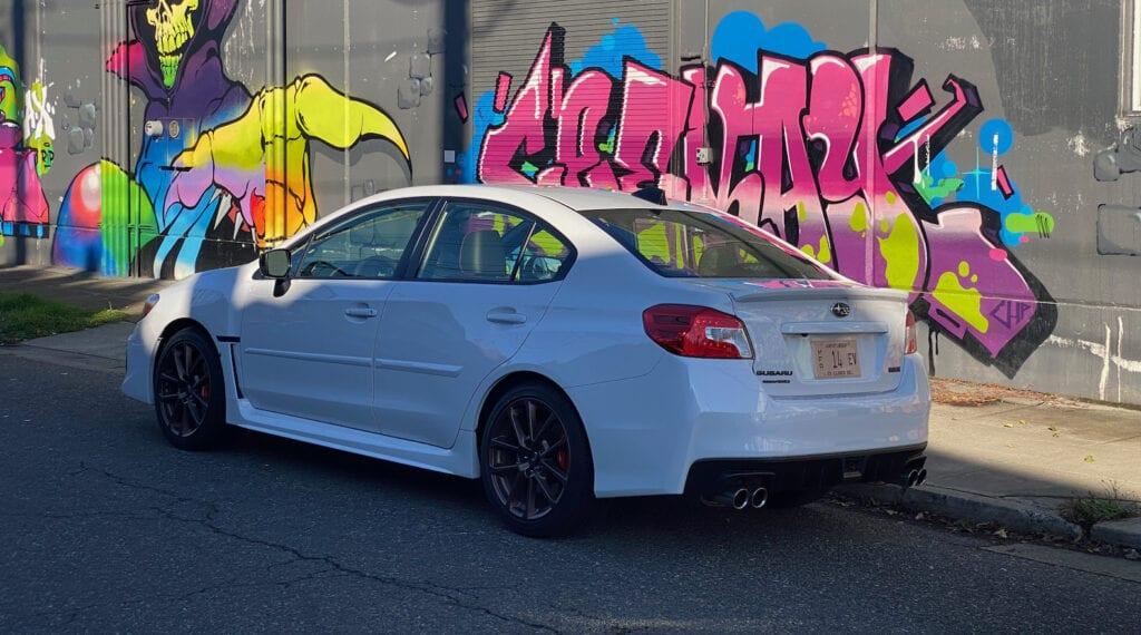 2020 Subaru WRX Review