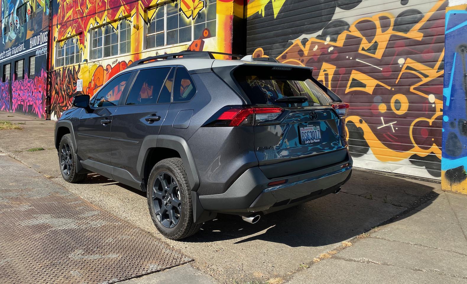 2020 Toyota RAV4 TRD Off-Road Review