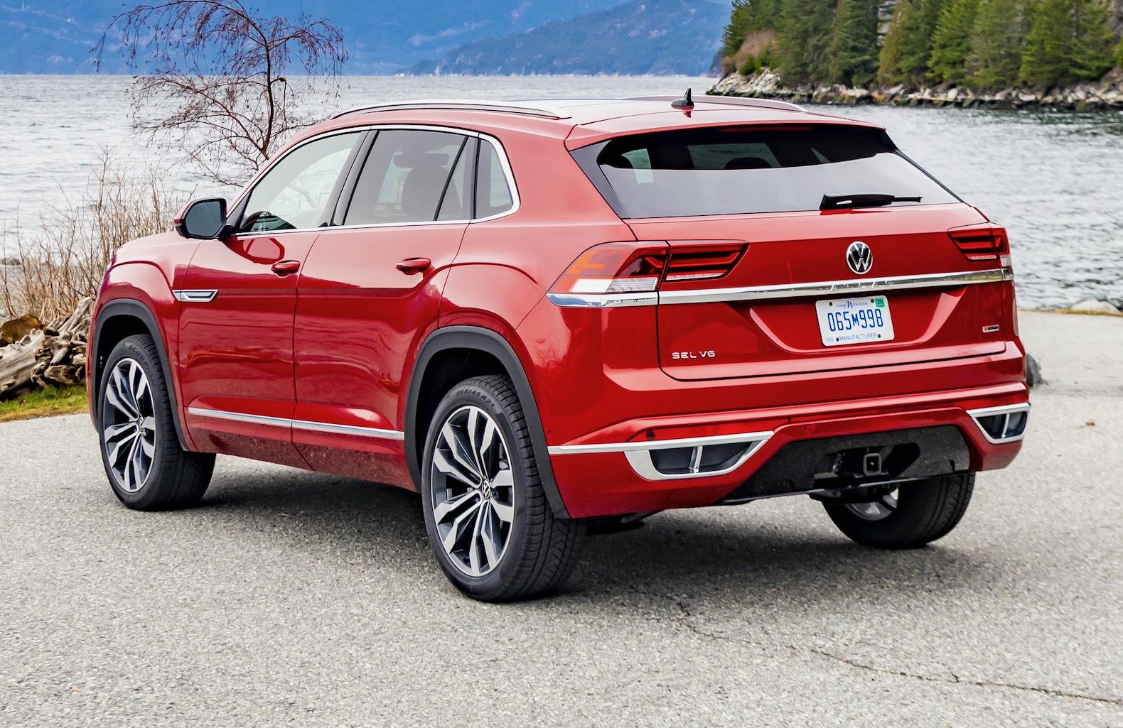 2020 Volkswagen Atlas Cross Sport Review