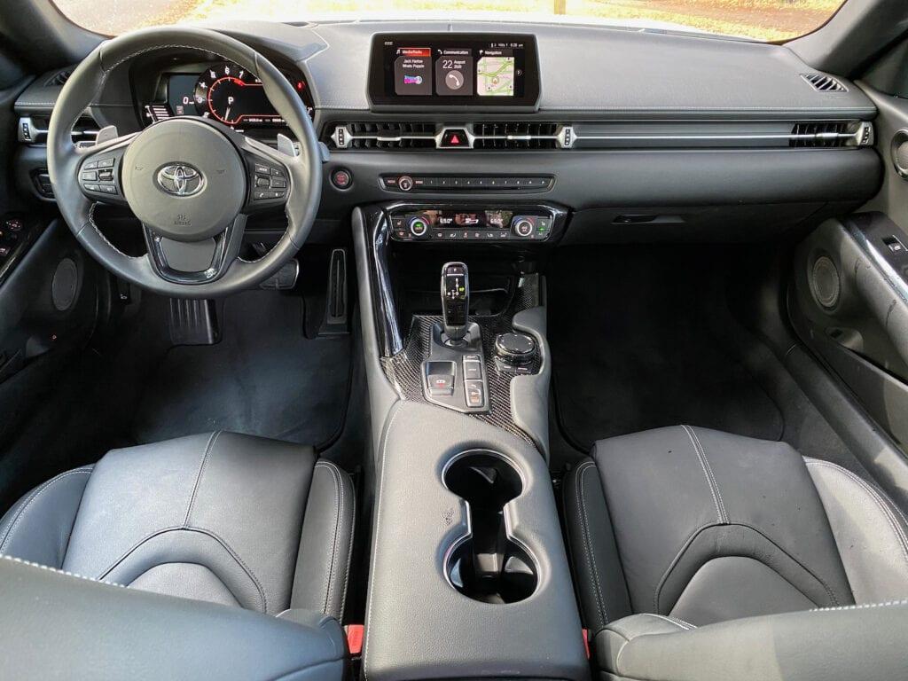 2021 Toyota Supra Review