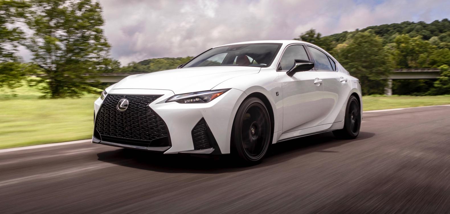 2021 Lexus IS Review