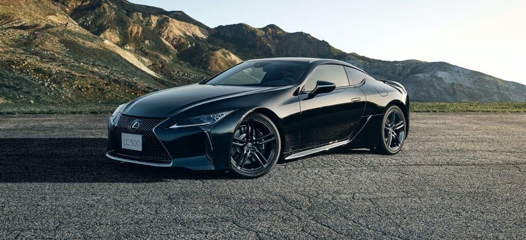 2021 Lexus LC 500 Inspiration Series