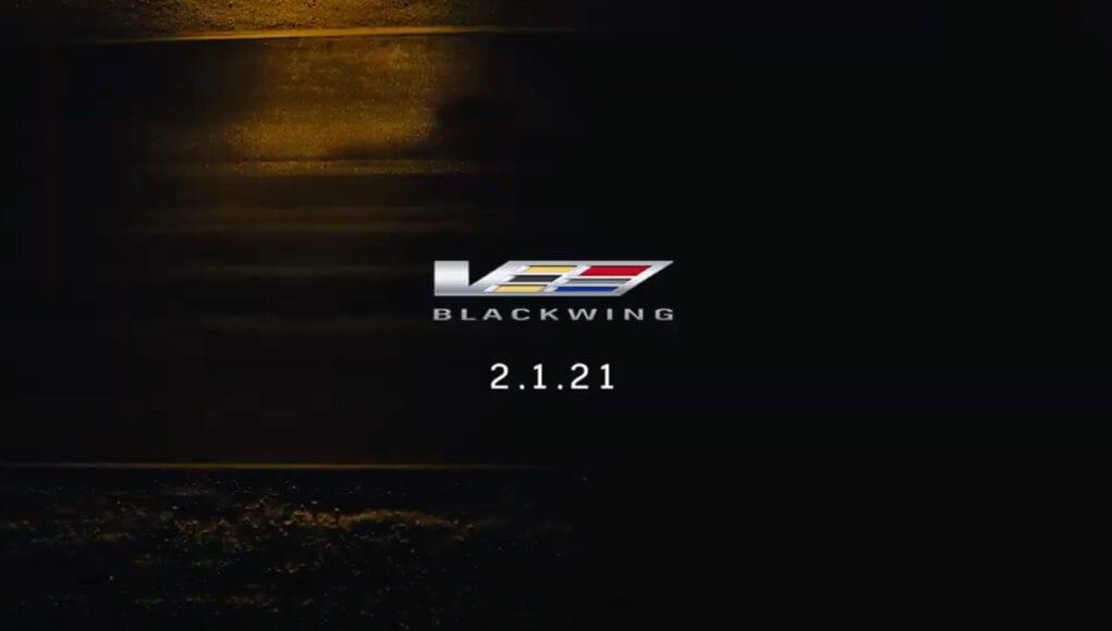 2022 Cadillac CT4-V Blackwing and CT5-V Blackwing