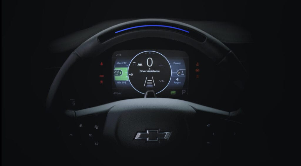 2022 Chevy Bolt EUV