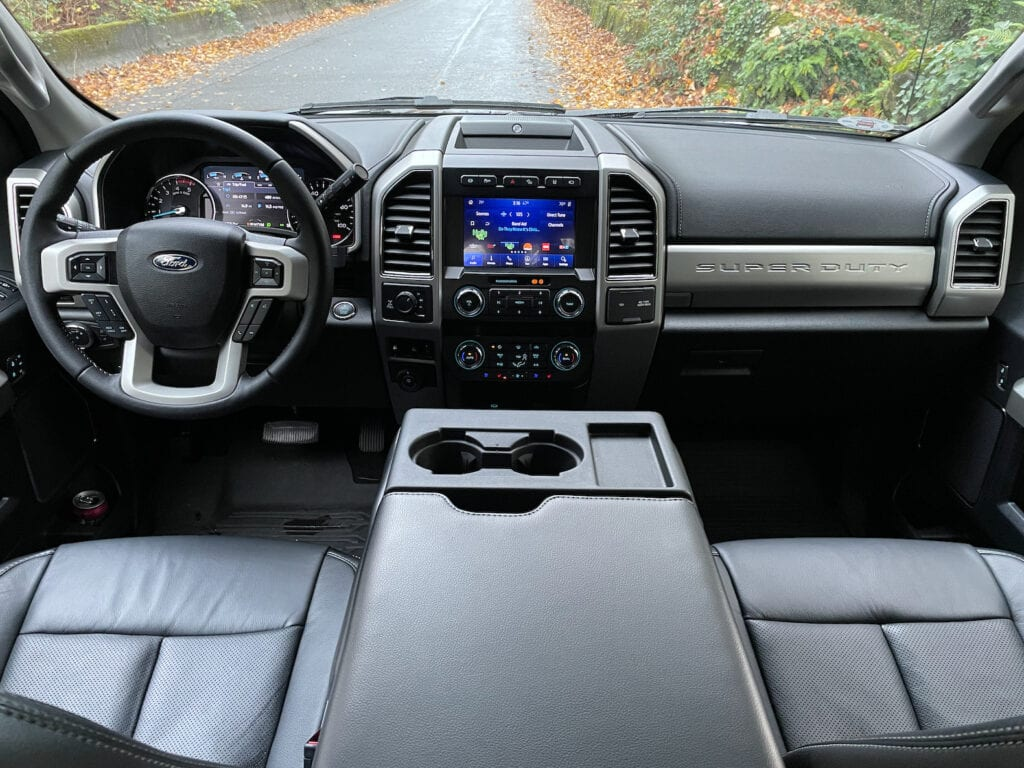 2020 Ford F-Series Super Duty Review