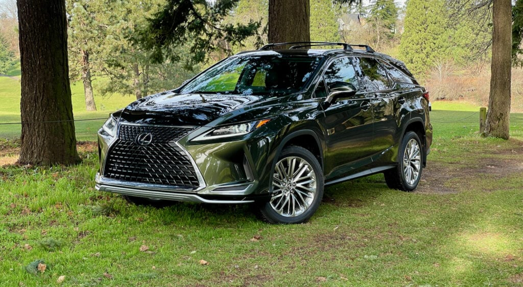 2021 Lexus RX 350L Review