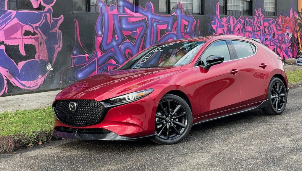 2021 Mazda 3 2.5 Turbo Review