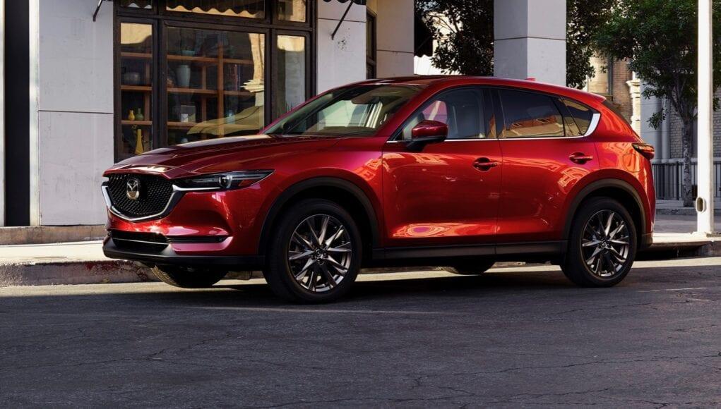 2021 Mazda CX-5 Review