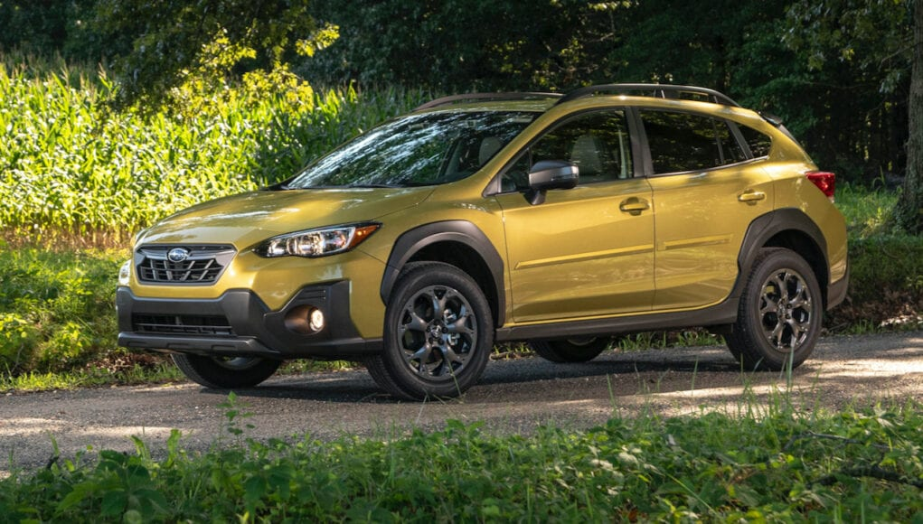 2021 Subaru Crosstrek Review