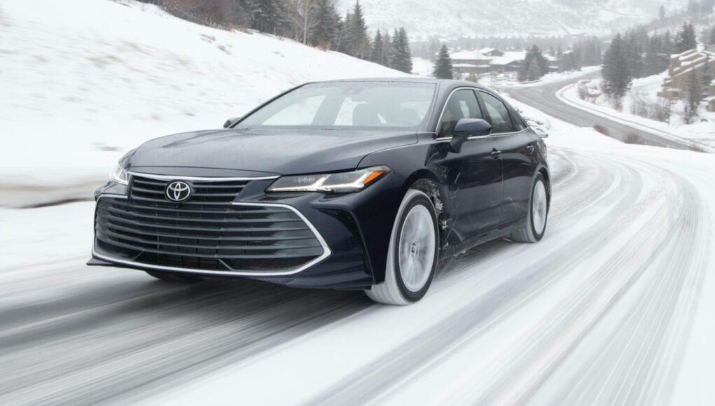 2021 Toyota Avalon Review