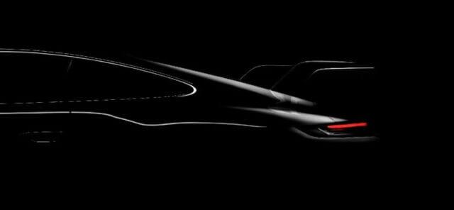 2021 Porsche 911 GT3 Teaser