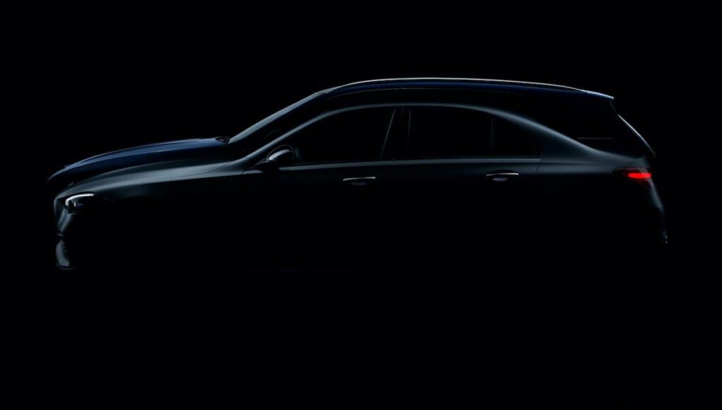 2022 Mercedes-Benz C-Class Teaser