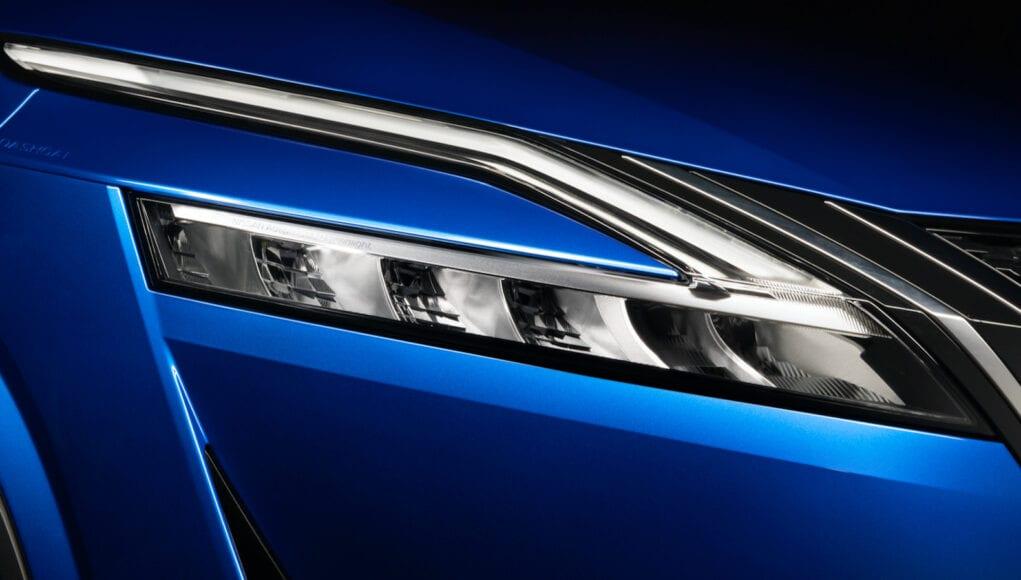 2022 Nissan Rogue Sport/ Qashqai Teaser