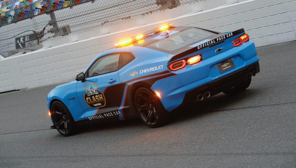 2022 Chevy Camaro Pace Car