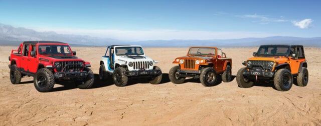 2021 Moab Easter Jeep Safari