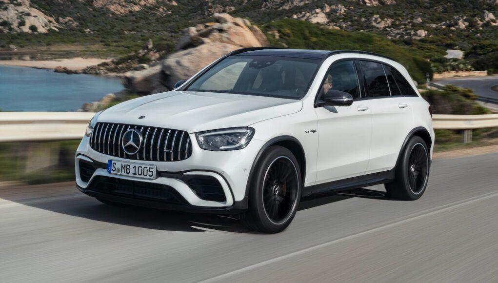 2022 Mercedes-AMG GLC 63 S